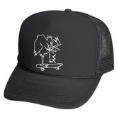 Mongo Chicken Hat (Black)
