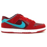 Nike Dunk Low Pro SB (Brickhouse/Turbo Green-Team Red)