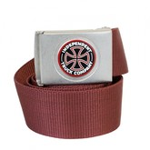 Revert Web Belt (Oxblood)