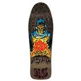 Knox Fire Pit Brown Stain Reissue Deck