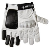 Boxer Slide Gloves (White)