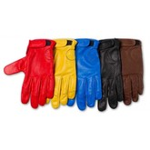 Driver Slide Gloves (Yellow)