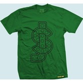 Sj Throwback Tee (Green)