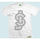 Sj Throwback Tee (White)
