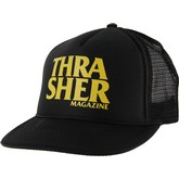 Anti-Logo Mesh Cap (Black)
