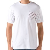 Indy Pocket Tee II (White)