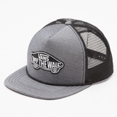 Classic Patch Trucker Plus (Cement Heather)