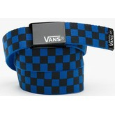 Deppster Web Belt (Black/Blue)
