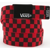 Deppster Web Belt (Brand Red/Black)