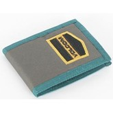 Habit Cloth Wallet (Pewter)