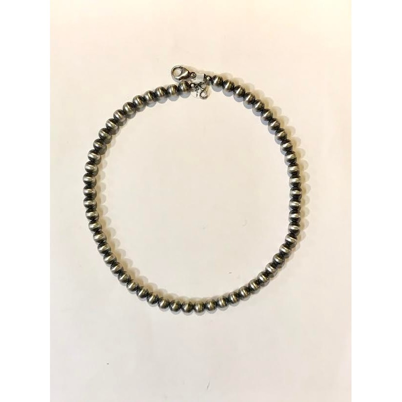 8mm Navajo Pearl Necklace (Various Lengths)