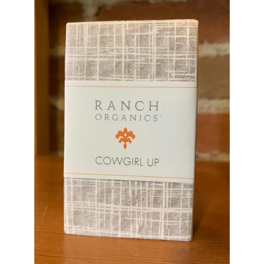 Cowgirl Up Organic Soap