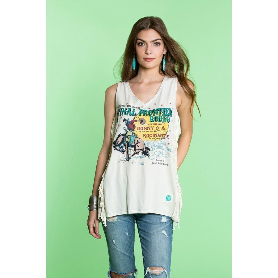 Double D Ranchwear - Final Frontier Rodeo Tank
