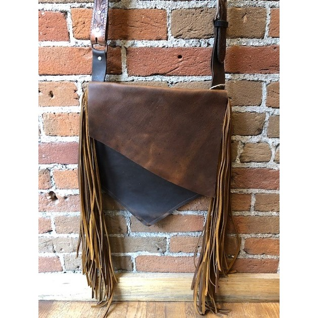 Casey Curtis Designs - Man Candy Fringe Purse Rod