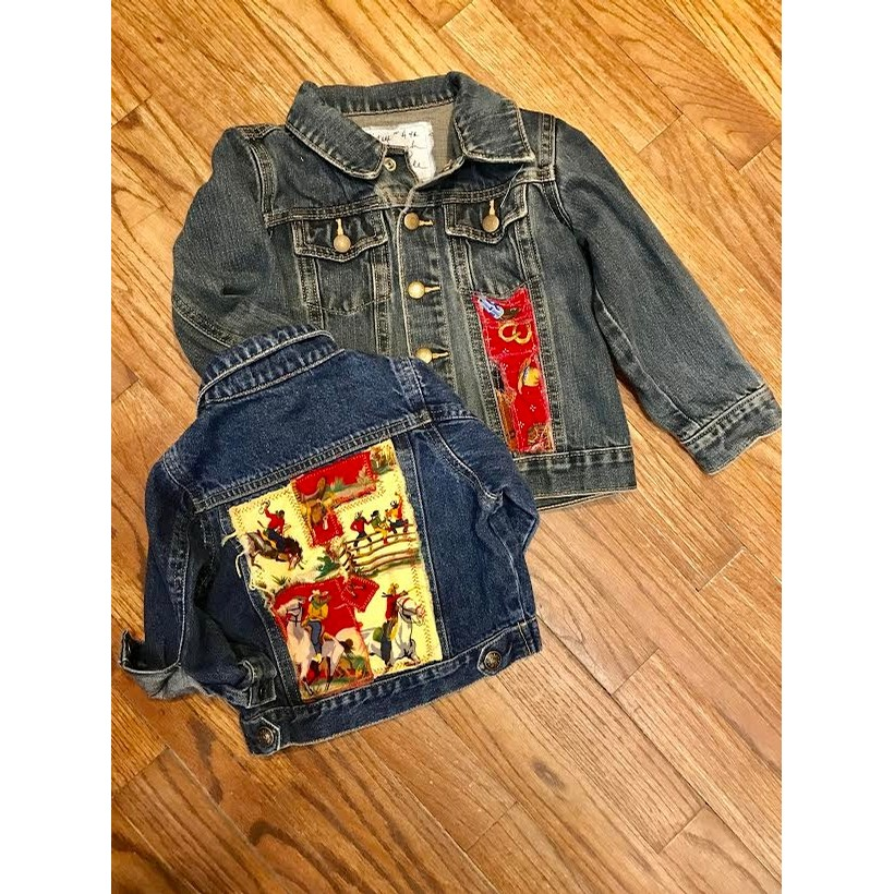 Gaucho Kid's Jean Jacket