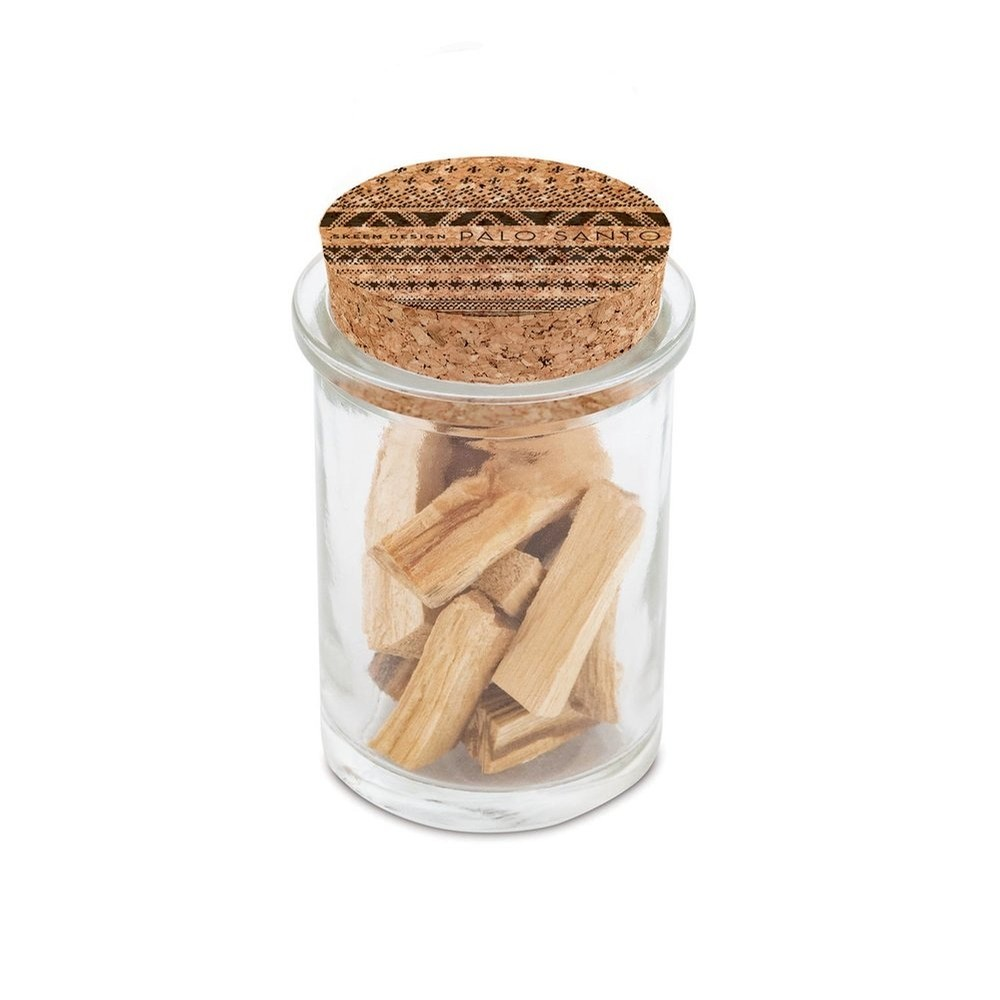Skeem Palo Santo Jar (2inch sticks)