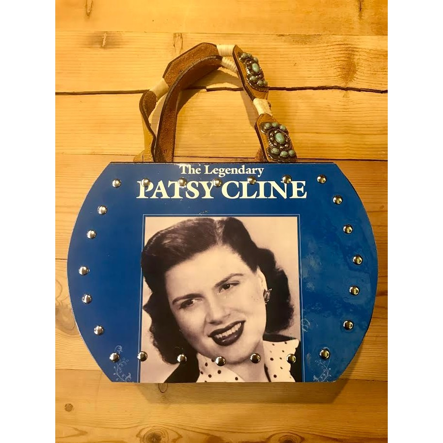 The Legendary Patsy Cline Purse