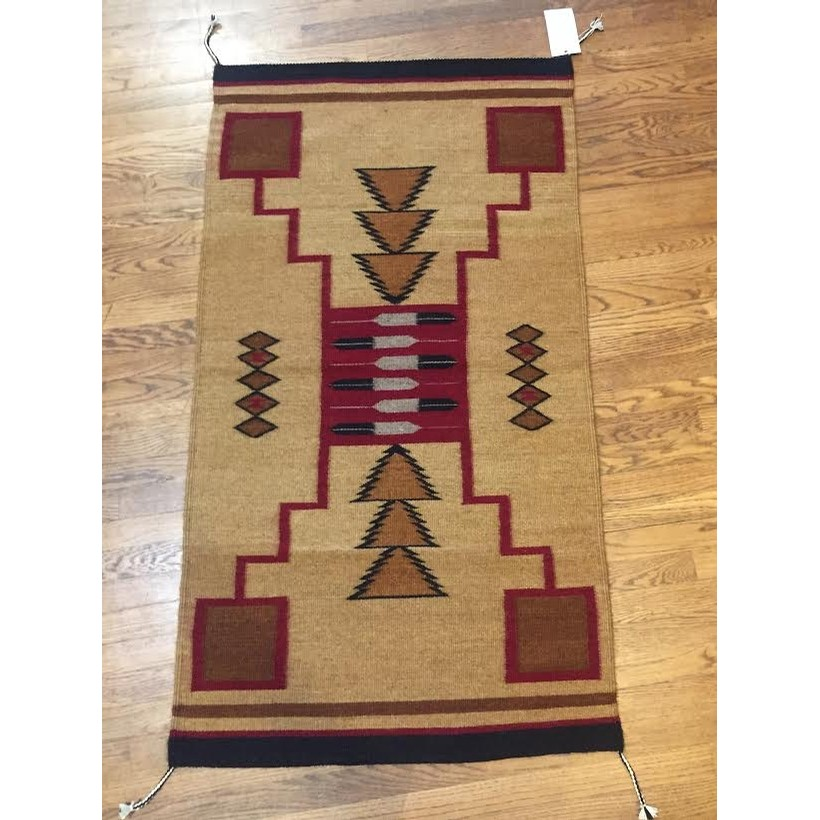 Ten Feathers Rug