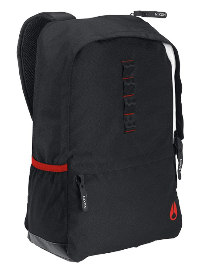 Turf Backpack Blk/Red/White F11