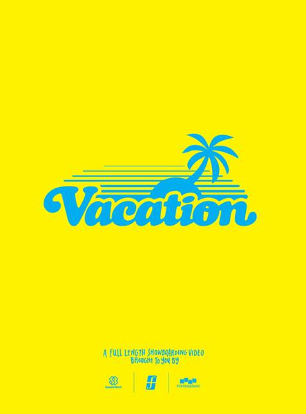 Vacation DVD 2012