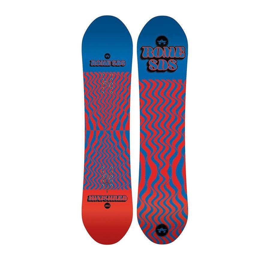 Rome Minishred Snowboard 2017