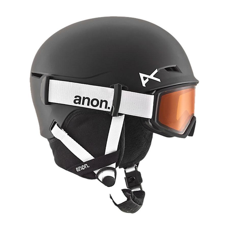 Anon Define Boys' Helmet 2017 | Black