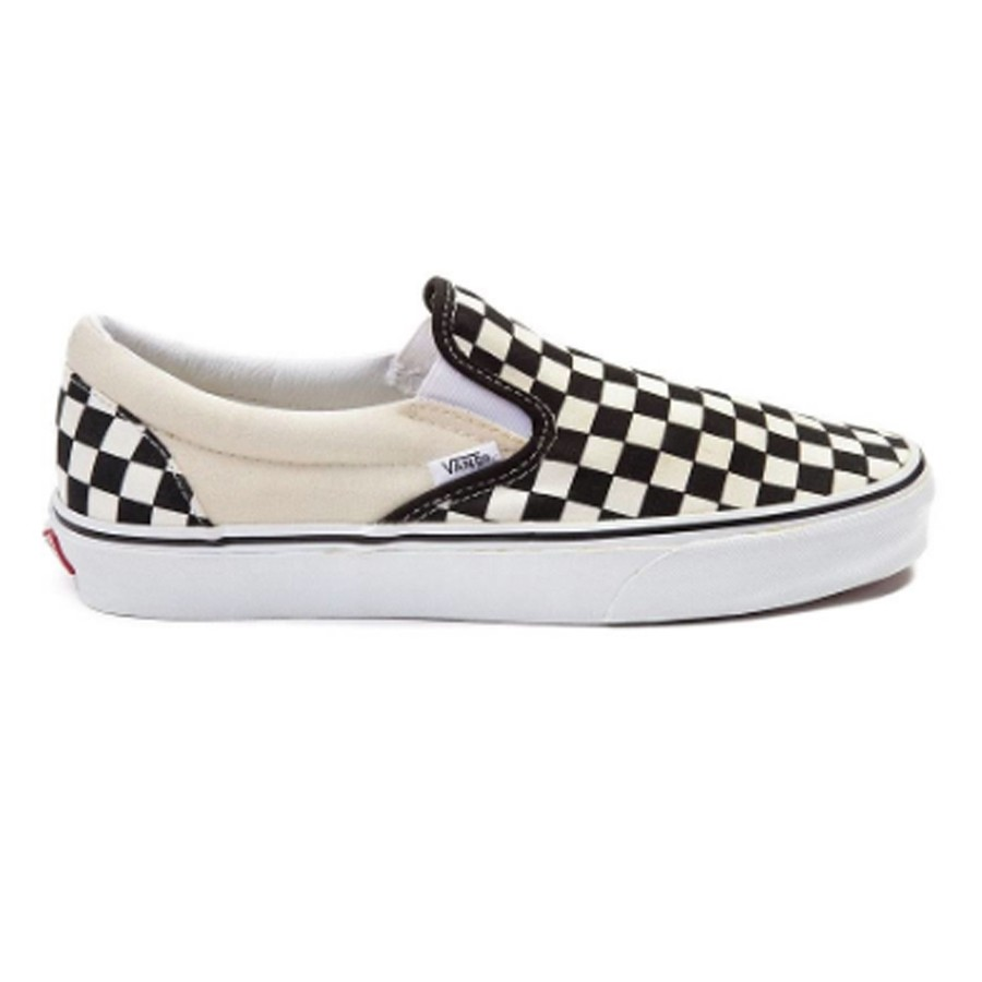 Slip On Pro | Checkerboard Black/White