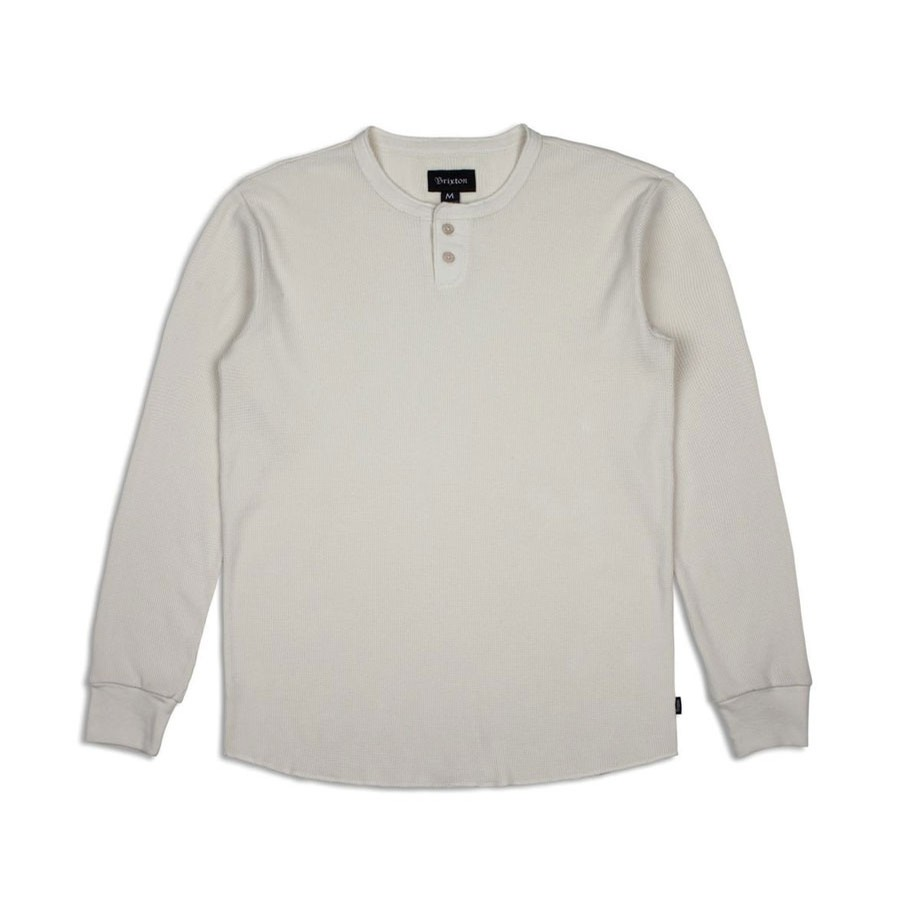 Berkshire L/S Henley | Off White