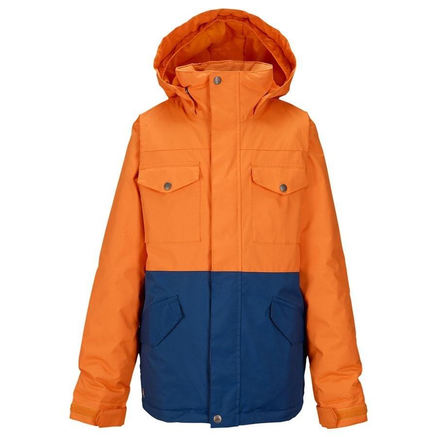 Burton Boy's Fray jacket 2016 | Safety/Boro