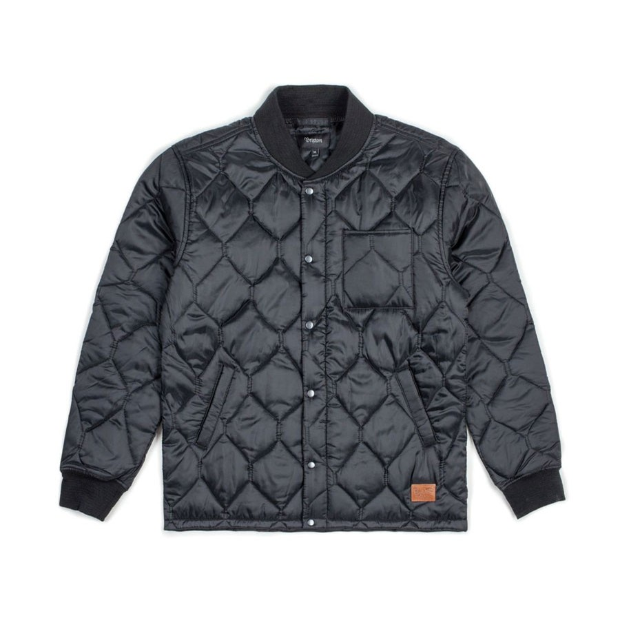 Crawford Jacket | Black