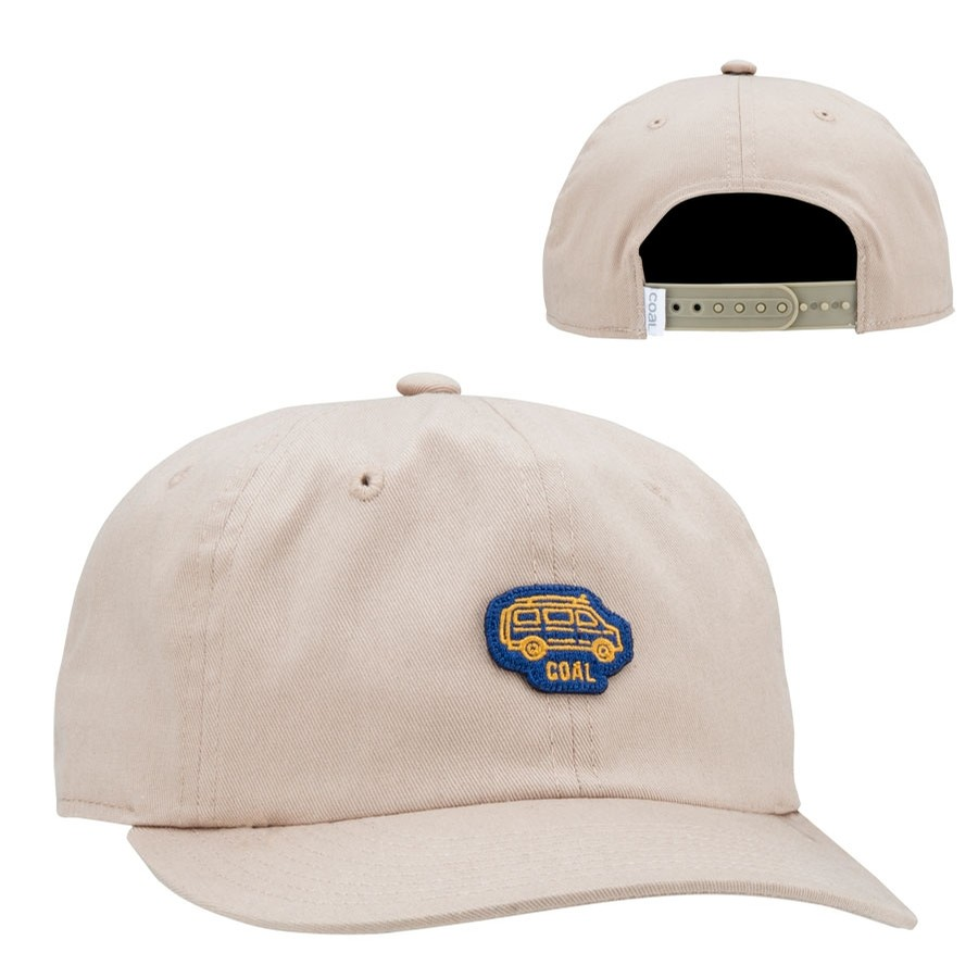 Coal The Junior Cap 2018 | Khaki