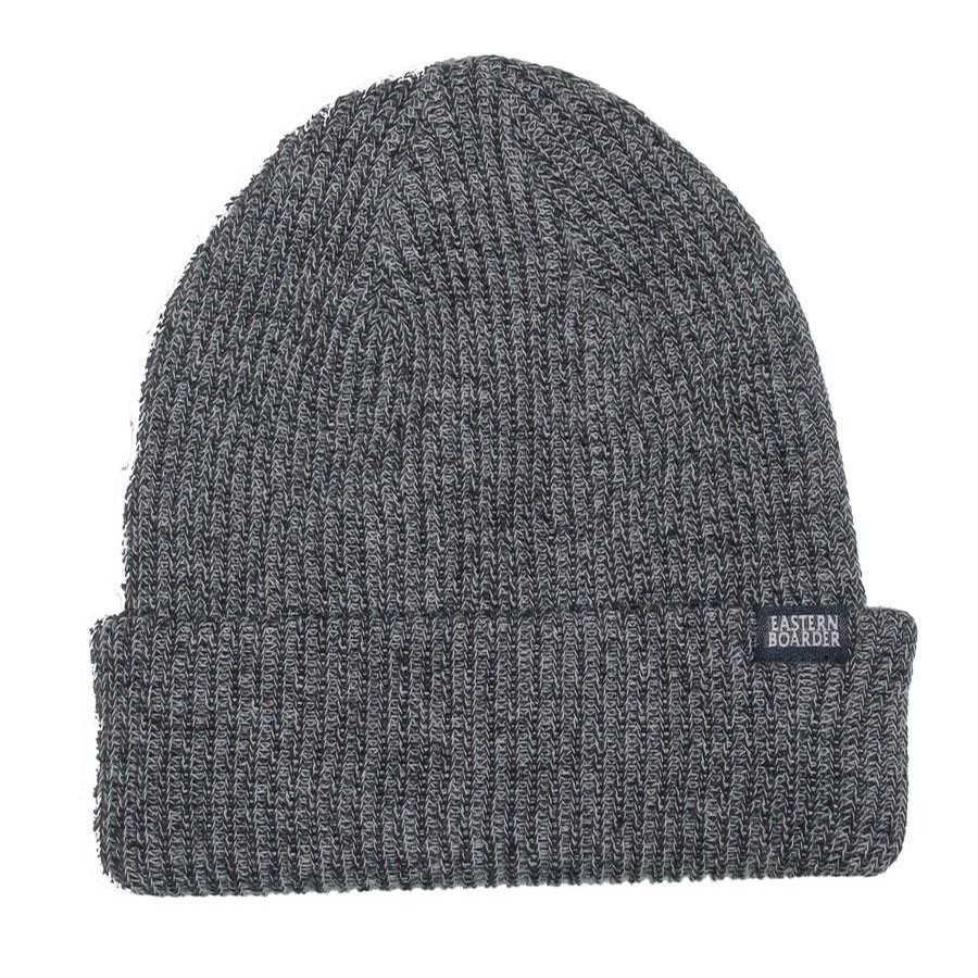 Eastern Boarder Cold Weather Beanie | Heather Navy