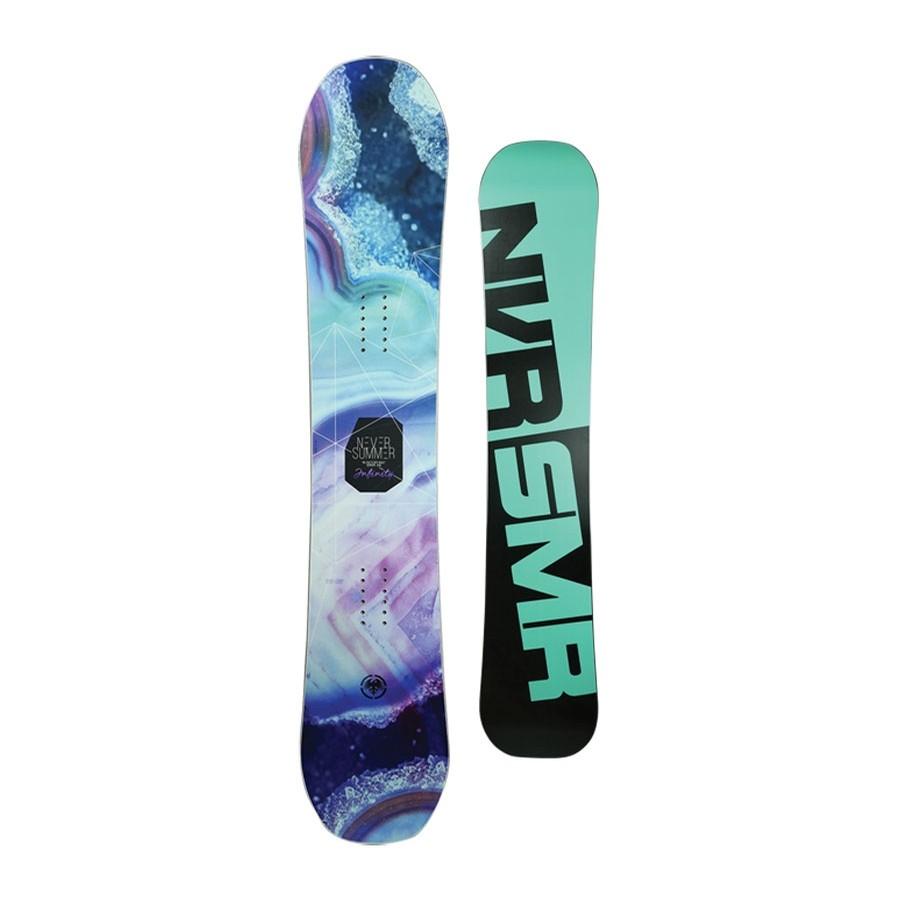 Never Summer Infinity Snowboard | 2018