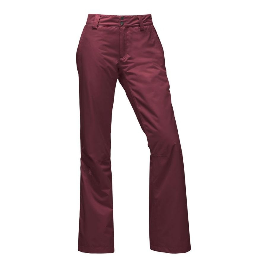 Sally Pant 2017 | Deep Garnet Red