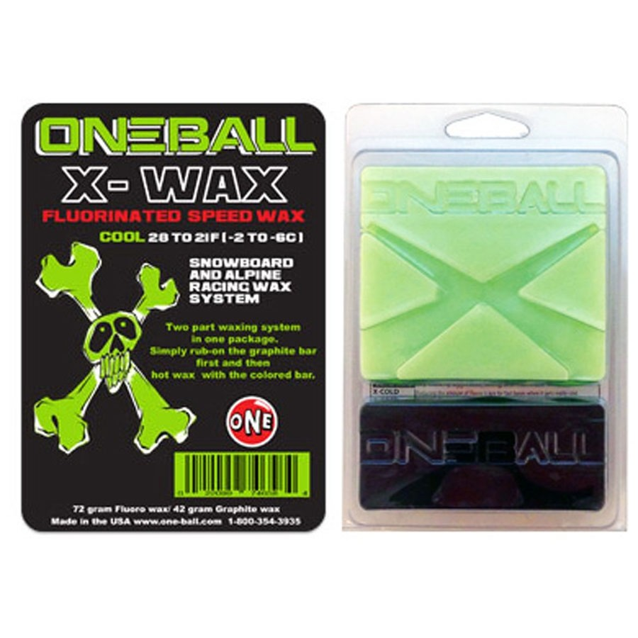 One Ball Jay X-Wax | Fluorinated Speed Wax