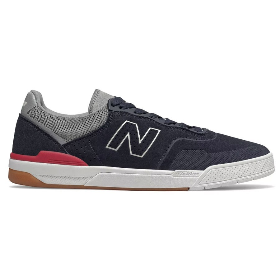 Numeric 913 | Navy with White