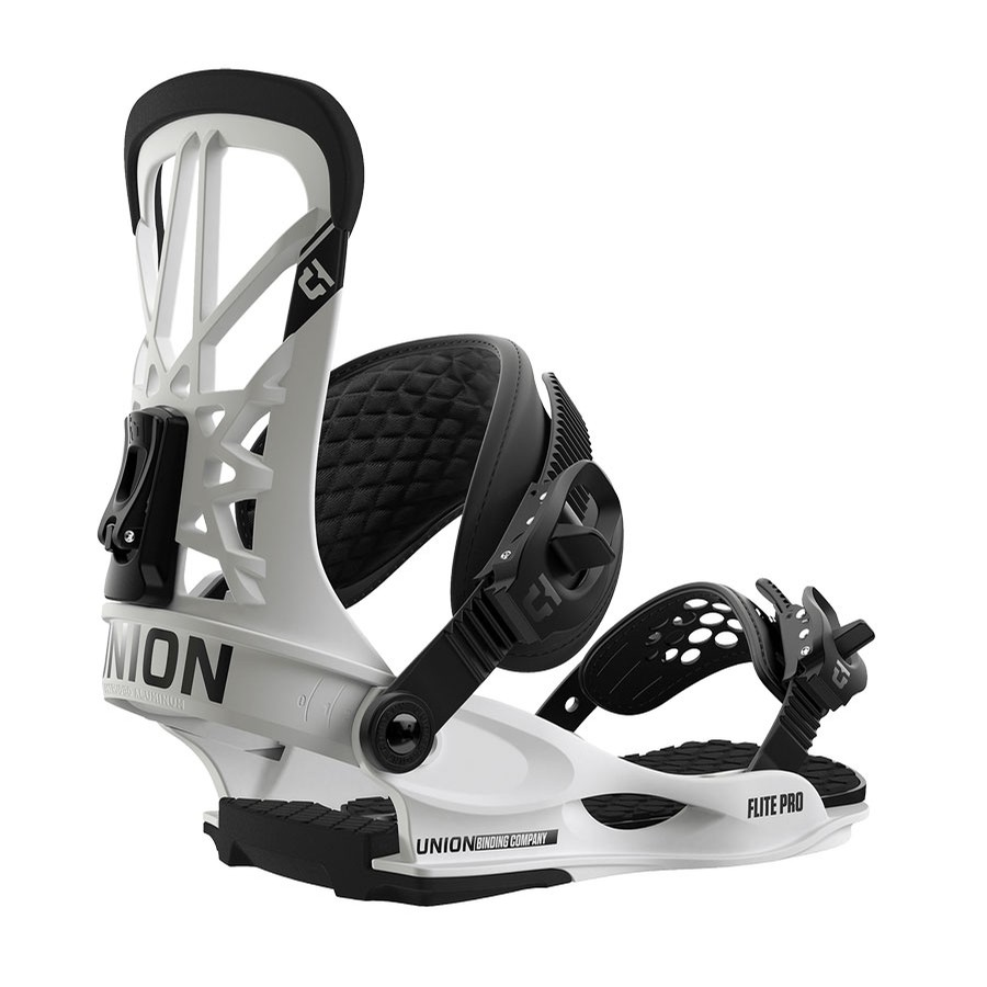 Union Flite Pro Binding 2019 | White