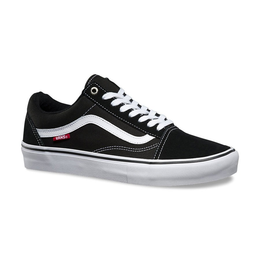 VANS Old Skool Pro | Black/White