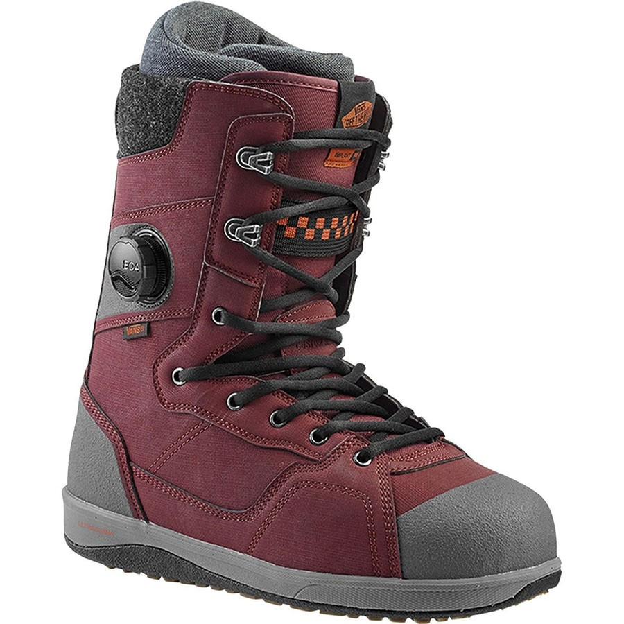 Implant Pro Boot 2020 | Burgundy/Grey