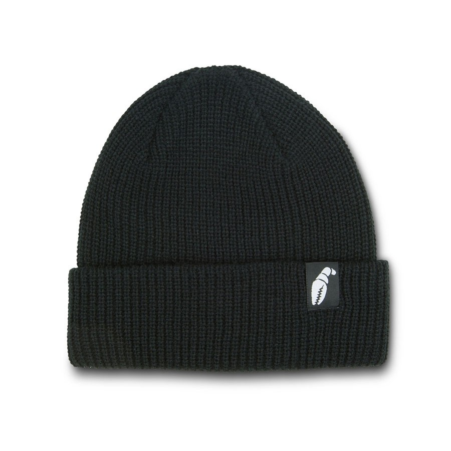 Claw Label Beanie 2020 | Black
