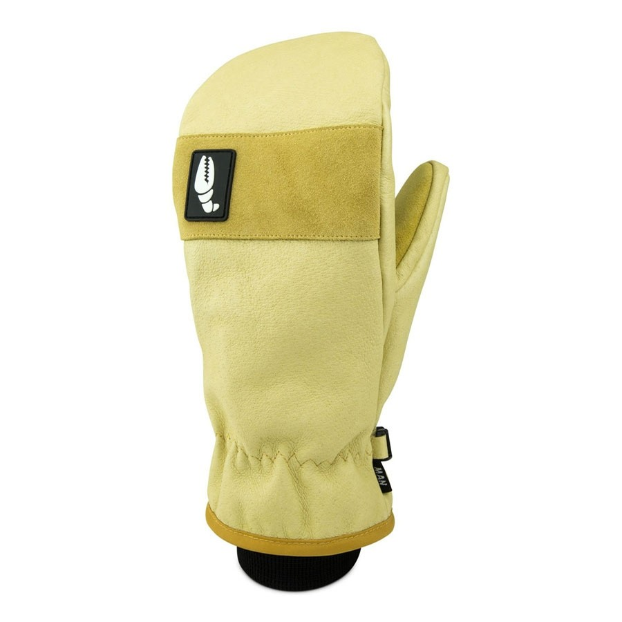 Man Hands Mitts 2020 | Tan