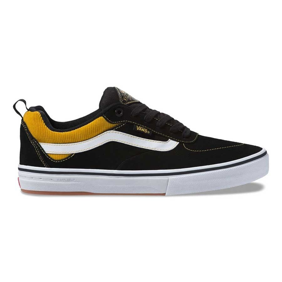 Kyle Walker Pro | Corduroy Black/York Yellow