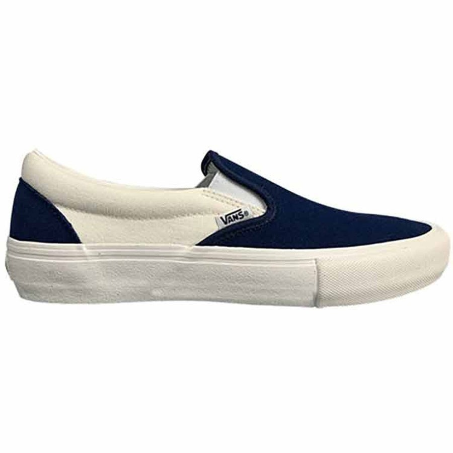 Slip On Pro | Dress Blues / Marshmallow