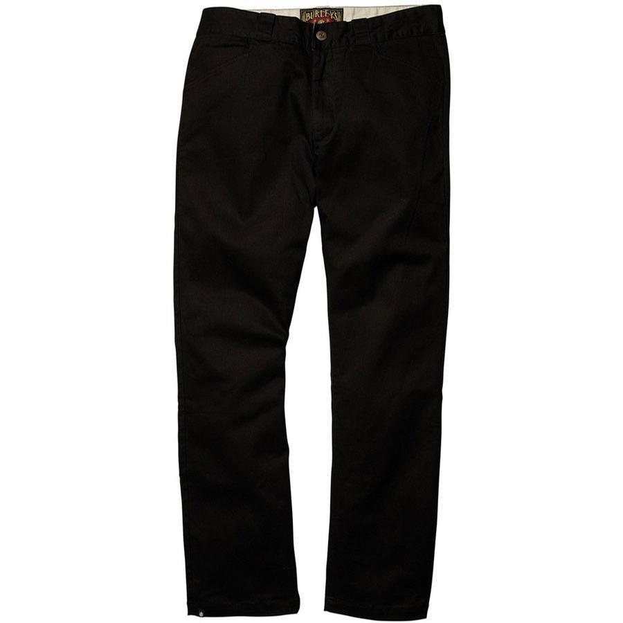 Burleys Chino | Black