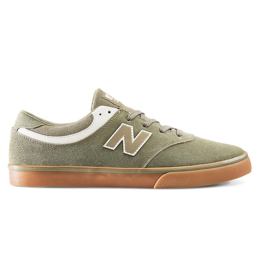 New Balance Quincy 254 | Olive/Gum