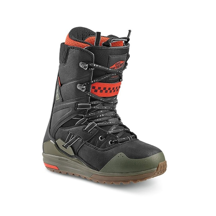 Sequal Boot 2020 | Black/Grape Leaf