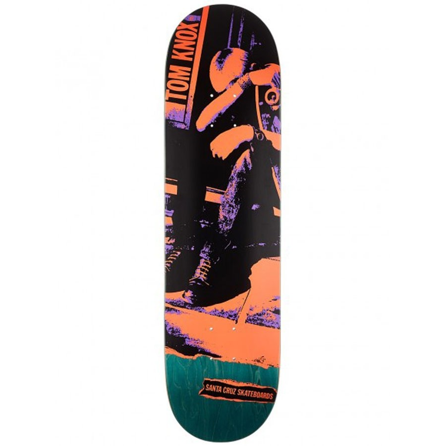 Knox Punk Deck | 8.25