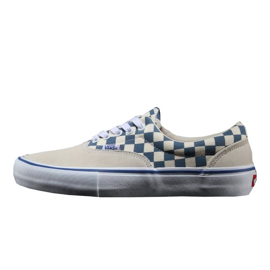 Era Pro | Checkered White/B