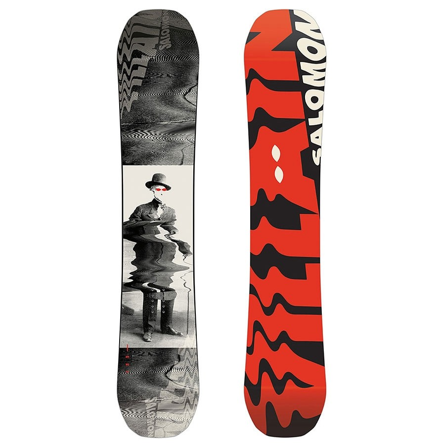 The Villain Snowboard 2019