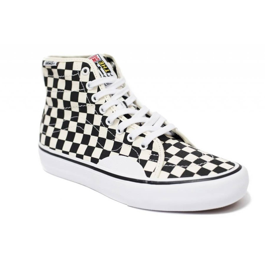 AV Classic High Pro | Checkerboard / Black